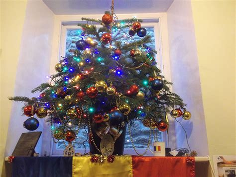 st ives cornwall christmas tree festival 2015
