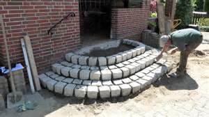 treppen aus stein treppe aus granit steine mov