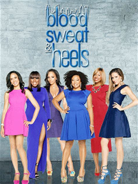 blood sweat and heels season two cast shake up whos coming back watch blood sweat heels episodes season 2 tvguide com