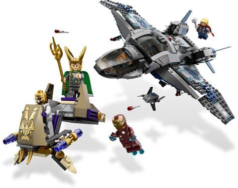 Lego Original Quinjet 30304 Polybag Marvel Superheroes marvel heroes brickset lego set guide and database