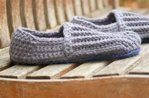 crochet pattern mens house slippers crochet patterns for house slippers number 105 boy