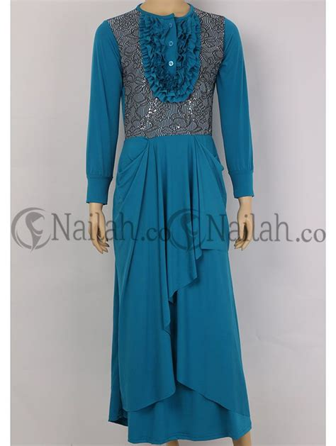 Gamis Jersey Payung Ck 07 30 best images about busana pesta muslimah on