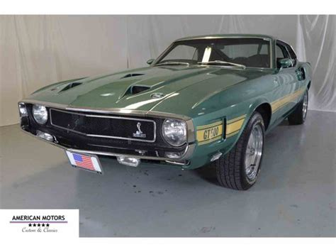 mustang 1969 shelby 1969 ford shelby gt500 fastback for sale classiccars