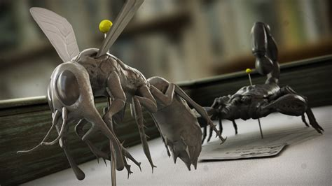 zbrush tutorials gt realistic insect sculpting techniques