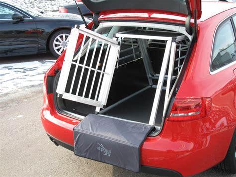 Hundebox Für Audi A4 Avant by N41 Hundetransportb Ox Hundebox Aluminium Transportbox