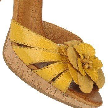 Sandal Wanita 4 Platform Yellow Kuning Nmc naya vegan sandal review