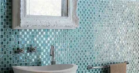 blue mosaic bathroom mirror details about glass mosaic tile blue mosaic tile antique