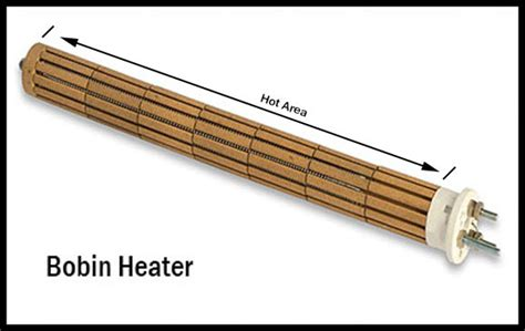 Element Heater Khusus Mesin Tetas bolt heater heating element