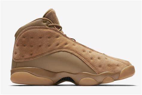 Air 13 Wheat Air 13 Wheat 414571 705 Release Date Sneaker Bar