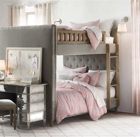 Tufted Bunk Bed 25 Best Ideas About Bunk Bed Desk On Bunk Bed With Desk Loft Bed Desk And Small