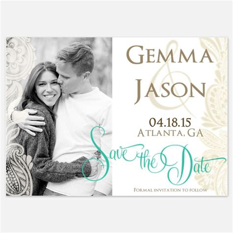 Save The Date Invitations by Save The Date Invitations Save The Date Announcements