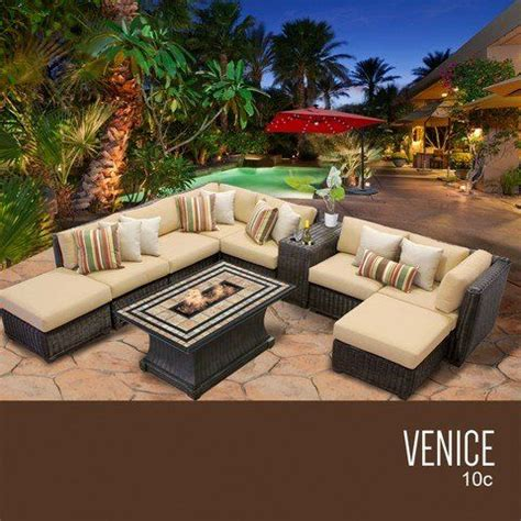 Patio Furniture Venice Fl by 1000 Ideas About Wicker Patio Furniture On