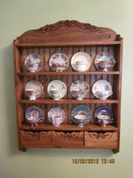 Teacup Shelf by Tea Cup Shelf By Eugenie Lumberjocks Woodworking