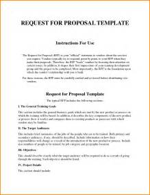 Simple Rfp Template by Simple Rfp Template Best Template Idea