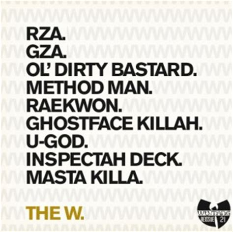 best wu tang song quotes