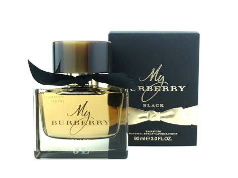 Parfume My Burberry Burberry Original Rejected burberry my burberry black parfum review the happy
