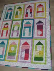building baby quilt pattern