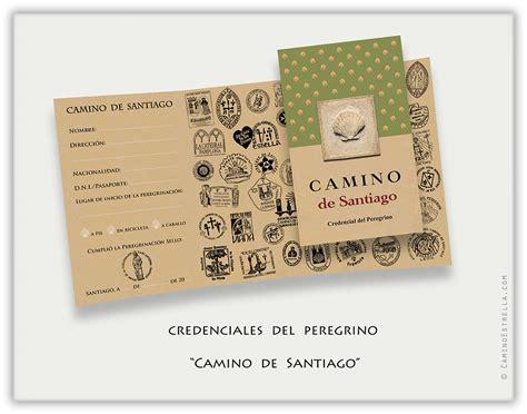 best gifts for the camino de santiago pilgrim pilgrim passport credencial camino estrella