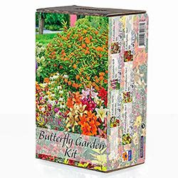 butterfly garden kit  perennials  attract butterflies