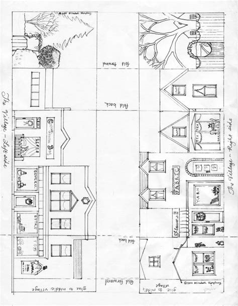 130 Best Glitter Houses Plans And Patterns Putz Houses Plans For Houses In