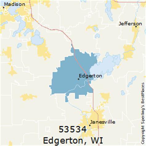 zip code map janesville wi best places to live in edgerton zip 53534 wisconsin