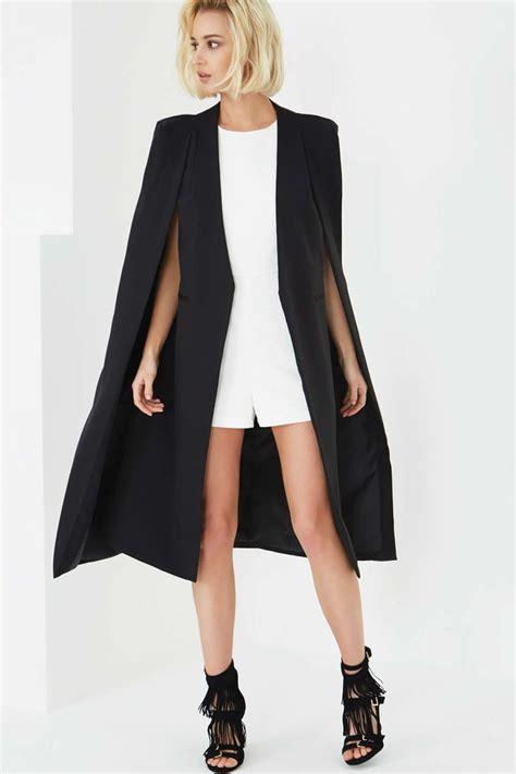 Cape Blazer Collection 17 best ideas about cape jacket on black cape