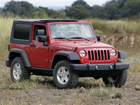 Rubicon Jeep Images Jeep Wrangler Rubicon 2006 Pictures And Wallpaper