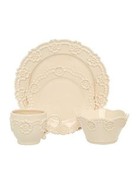simply shabby chic chateaux 16 pc dinnerware from target