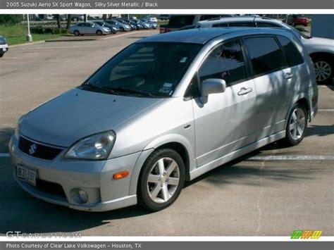 2005 Suzuki Aerio Hatchback 2005 Suzuki Aerio Sx Sport Wagon In Silky Silver Metallic