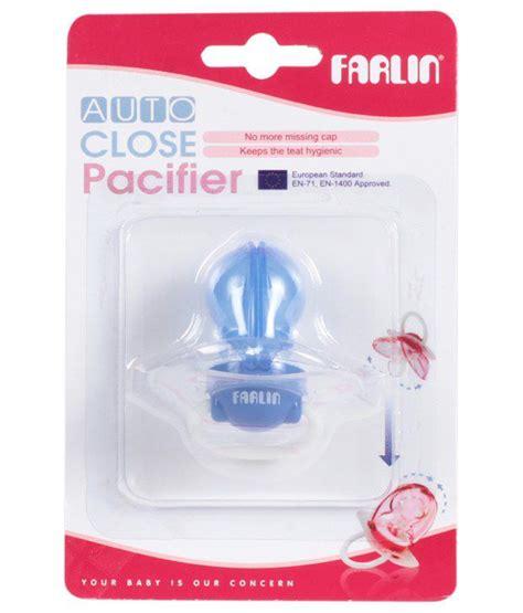 Farlin Auto Pacifier Blue T2909 farlin auto pacifier blue 6 months buy farlin auto pacifier blue 6 months