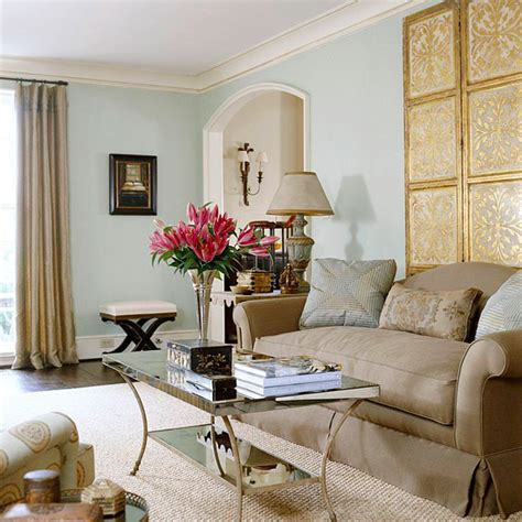 living room ideas gold furniture