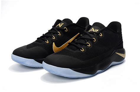 paul george basketball shoes nike paul george pg2 basketball shoes black gold