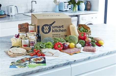 weight watchers launch new smart kitchen meal box delivery