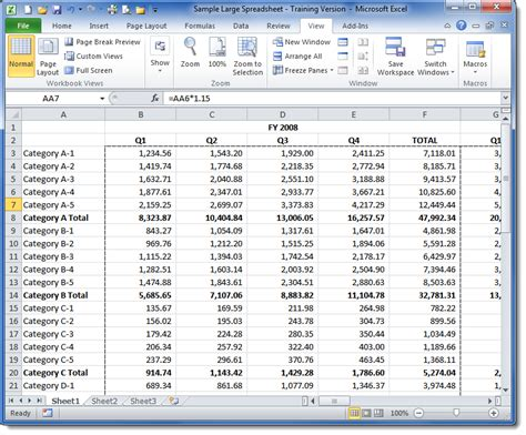 Exle Of A Spreadsheet With Excel by Microsoft Excel Spreadsheet Exle Mso Excel 101