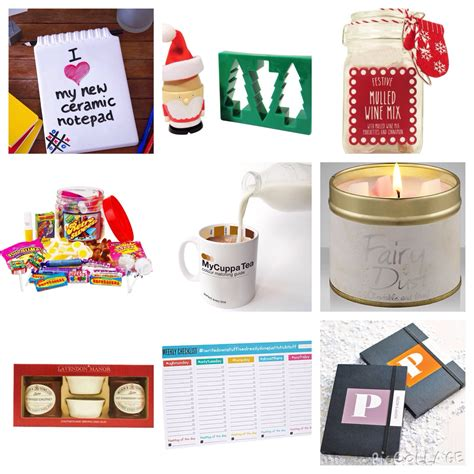Gift Ideas 10 - secret santa gift ideas 163 10