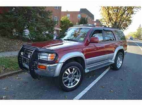 how cars engines work 1997 toyota 4runner security system buy used 1997 toyota 4runner limited sport utility 4 door 3 4l needs work runs and drives in