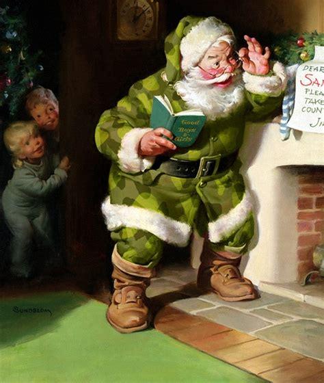 Imagenes De Santa Claus Original | el verdadero color de santa claus