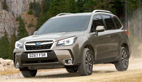 subaru assistance uk subaru forester updated with eyesight driver assistance