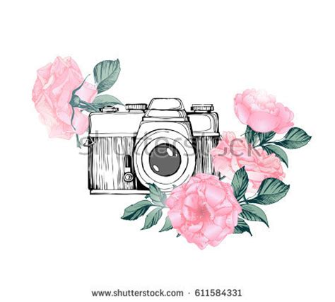 camera sketch stock images, royalty free images & vectors