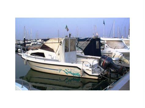 the open boat seagull f lli longo costruzioni nautiche sea gull 630 in friuli