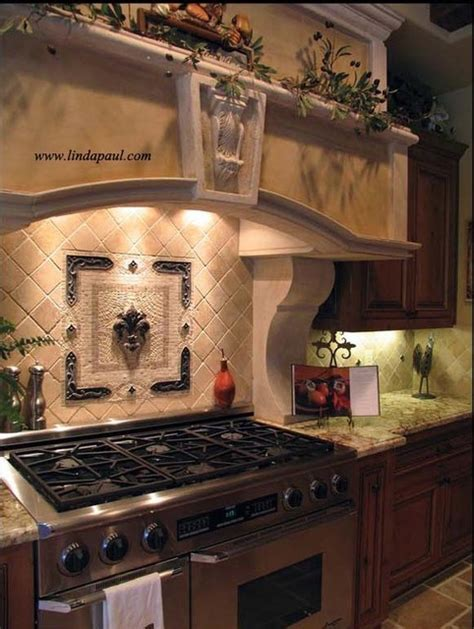 Italian Kitchen Backsplash The Ultimate Italian Kitchen Design And Backsplash Mediterranean Kitchen Other Metro By
