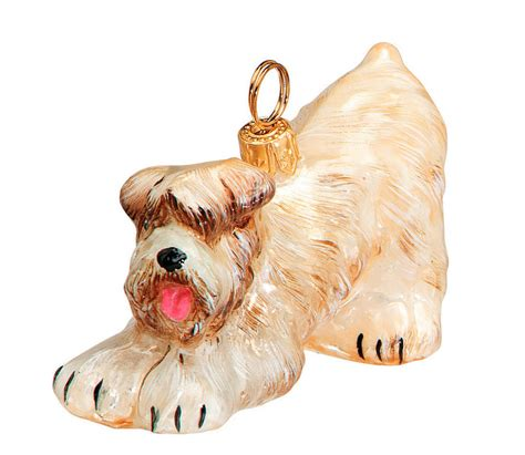 28 best terrier christmas ornaments traditional glass