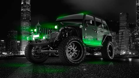 jeep car green jeep and wallpaper wallpapersafari