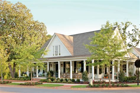 southern living builders southern living 2012 idea house farmhouse revival brookberry farm sonoma building company