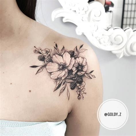 Floral Cover Up Floral Tatto Pinterest Tatuering Cover Up Inspiration