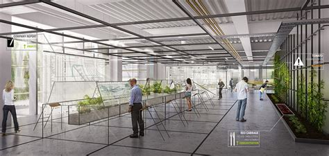b fruition industrial company workplace of the future winner attaches health conscious
