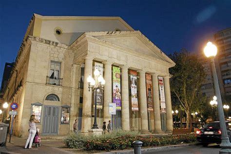 teatro principal alicante entradas alicante quiere asumir la titularidad teatro principal