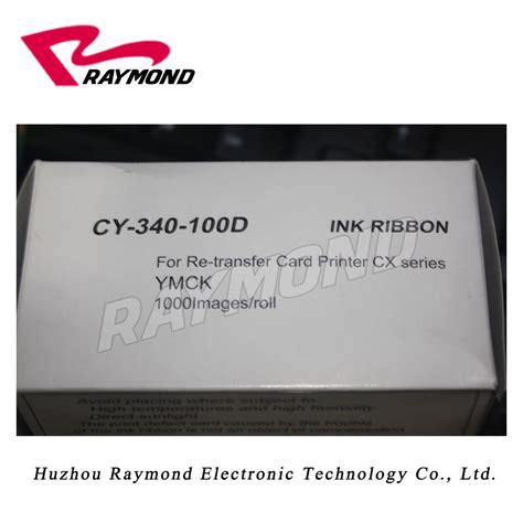 Cy 3ra 100 Intm Cy 340 100d Ink Ribbon dnp cx d80 retransfer card printer ymck ribbon re transfer 1000 images per roll