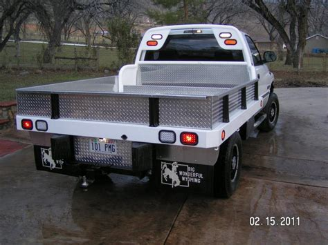 flatbed build dodge diesel diesel truck resource forums