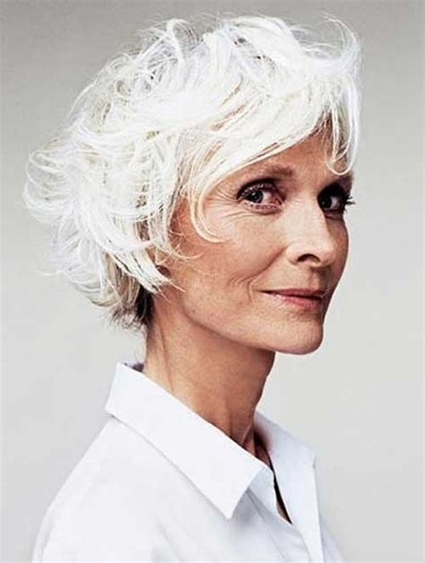 hair styles for white haired 90 year olds 15 best short haircuts for women over 70 short